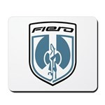 Mousepad - 2K8 Logo Blue