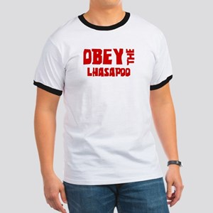 Obey the Lhasapoo Ringer T