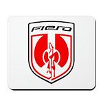 Mousepad - 2K8 Logo Red