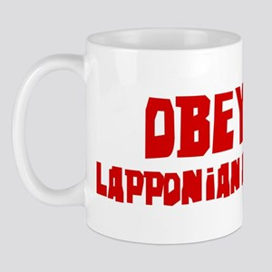 Obey the Lapponian Herder Mug