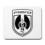 Mousepad - 2K8 Logo Black