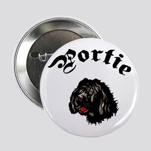 "Portuguese Water Dog 2.25"" Button"