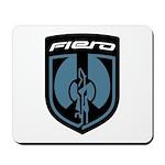 Mousepad - 2K8b Logo Blue