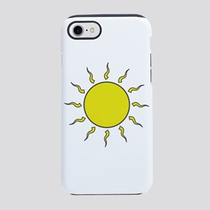 Sun iPhone 8/7 Tough Case