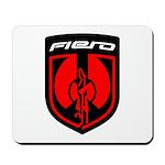 Mousepad - 2K8b Logo Red