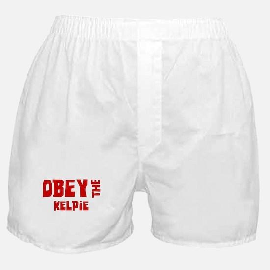 Obey the Kelpie Boxer Shorts