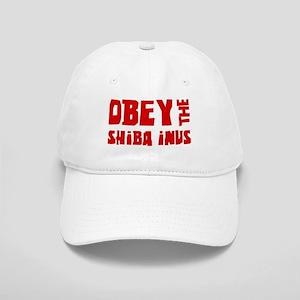 Obey the Shiba Inus Cap