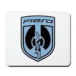 Mousepad - 2K8c Logo Blue