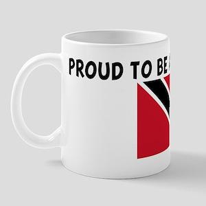 PROUD TO BE A TRINIDADIAN Mug