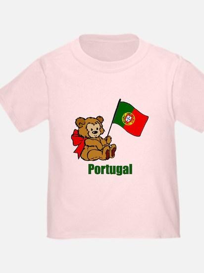 Portugal Teddy Bear T