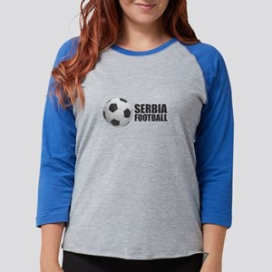 Serbia Football Long Sleeve T-Shirt