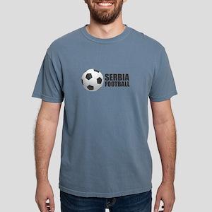 Serbia Football T-Shirt