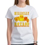 HILLBILLY HOTROD Y Women's T-Shirt