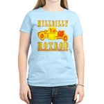 HILLBILLY HOTROD Y Women's Light T-Shirt