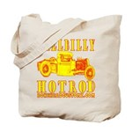 HILLBILLY HOTROD Y Tote Bag