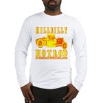 HILLBILLY HOTROD Y Long Sleeve T-Shirt