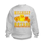 HILLBILLY HOTROD Y Kids Sweatshirt