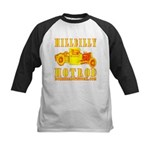 HILLBILLY HOTROD Y Kids Baseball Jersey