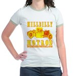HILLBILLY HOTROD Y Jr. Ringer T-Shirt