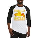 HILLBILLY HOTROD Y Baseball Jersey