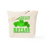 HillBillyHotRod GRN Tote Bag