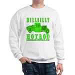HillBillyHotRod GRN Sweatshirt