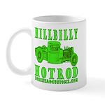 HillBillyHotRod GRN Mug