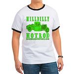 HillBillyHotRod GRN Ringer T