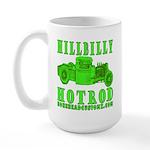 HillBillyHotRod GRN Large Mug