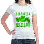 HillBillyHotRod GRN Jr. Ringer T-Shirt