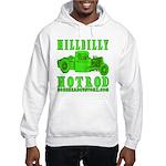 HillBillyHotRod GRN Hooded Sweatshirt