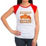 HillBilly HotRod Women's Cap Sleeve T-Shirt