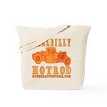 HillBilly HotRod Tote Bag