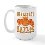 HillBilly HotRod Large Mug