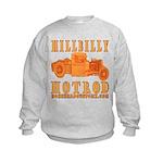 HillBilly HotRod Kids Sweatshirt