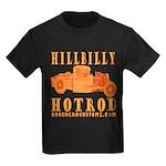 HillBilly HotRod Kids Dark T-Shirt