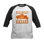 HillBilly HotRod Kids Baseball Jersey