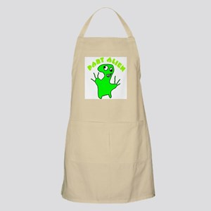 Part Alien BBQ Apron
