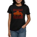 HILLBILLY RED Women's Dark T-Shirt
