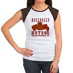 HILLBILLY RED Women's Cap Sleeve T-Shirt