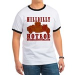 HILLBILLY RED Ringer T