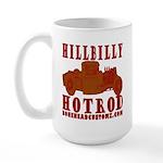 HILLBILLY RED Large Mug