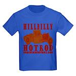 HILLBILLY RED Kids Dark T-Shirt