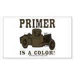 PRIMER Rectangle Sticker