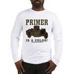 PRIMER Long Sleeve T-Shirt