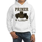PRIMER Hooded Sweatshirt