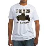 PRIMER Fitted T-Shirt