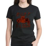 RUST IS A COLOR Women's Dark T-Shirt