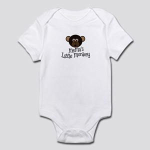 MeMa's Little Monkey BOY Infant Bodysuit