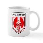 Fiero Mug - Red 2K8 Logo